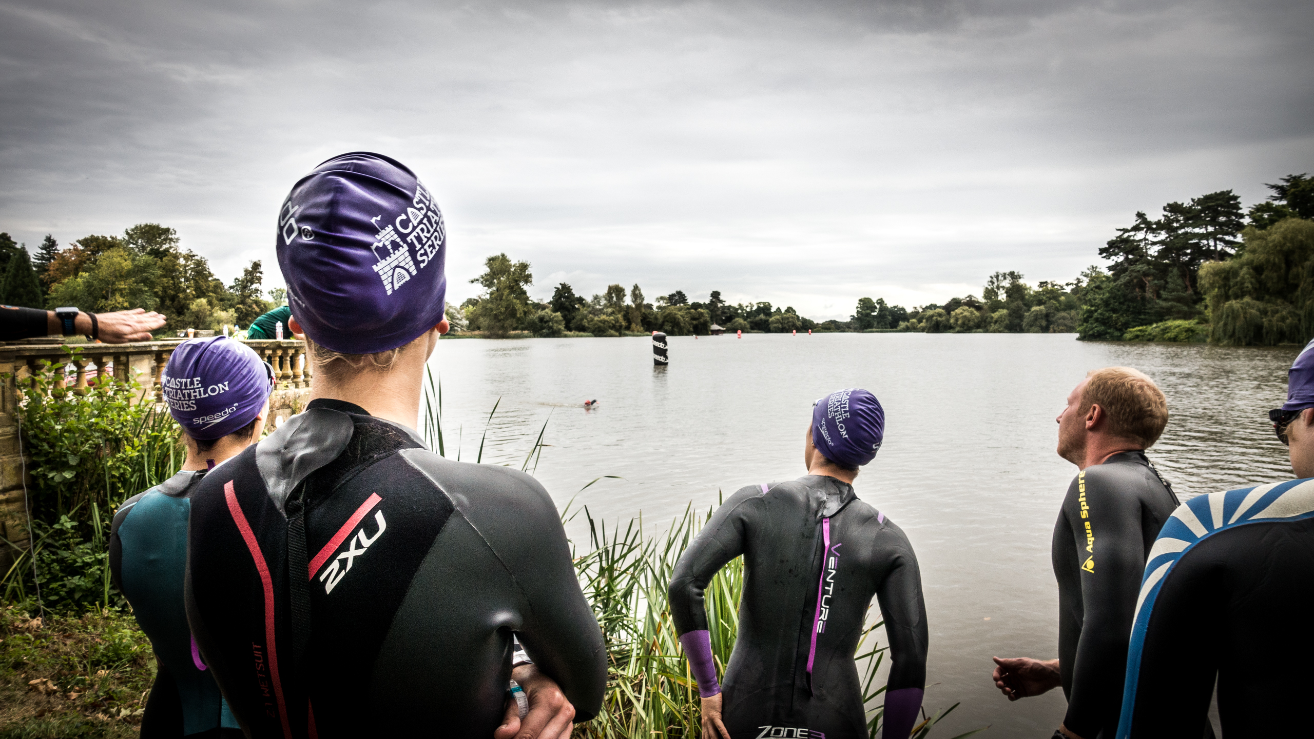 My new Sony RX100 IV and the Hever Castle Triathlon